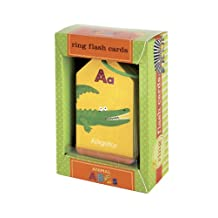 Animals ABCs Ring Flash Cards