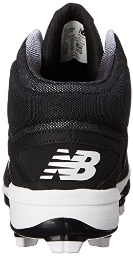 Baseball TPU Black New Balance Shoe PM4040V3 White Men's TnfwxBq41x