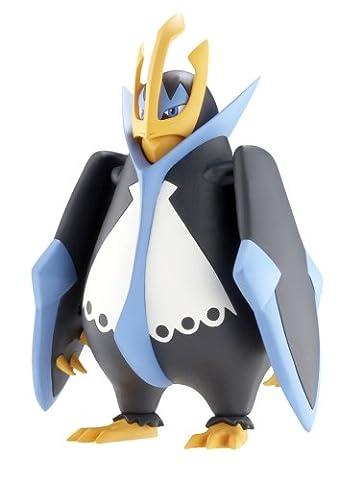 Pokemon Real Attack Figures Series #1- Empoleon - Pokemon Attack Action Bases