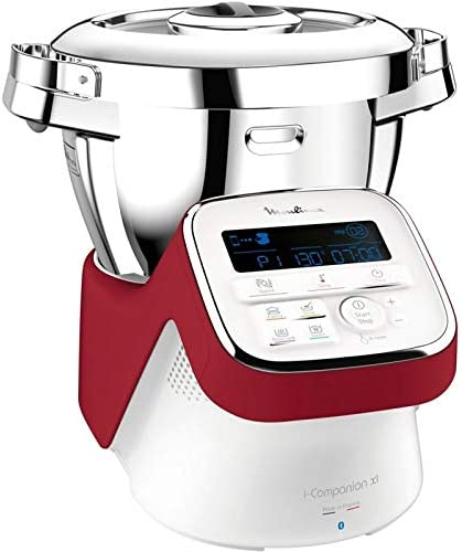 Moulinex HF908500 Robot de Cocina Companion XL Rojo: Amazon.es: Hogar