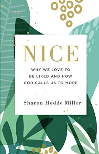 Nice: Why We Love to Be Liked and How God C alls Us to More
