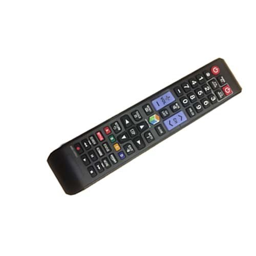 Easy Replacement Remote Conrtrol Fit For Samsung UN40JU7100FXZA UN55JU7500 UN65JU7500 UN48JU7500F UN50JU7500F 4K Smart 3D LCD LED HDTV TV by EREMOTE