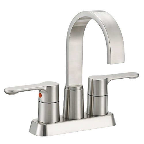 Premier Bathroom Satin Nickel Faucet Bathroom Satin Nickel Premier Faucet