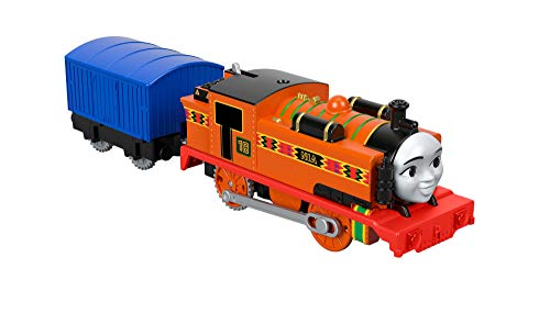 - Thomas & Friends Fisher-Price Trackmaster, Nia