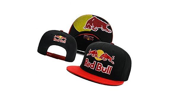 MUSE Red Bull Racing Flat Brimmed Tiene Brimmed Gorra de béisbol ...
