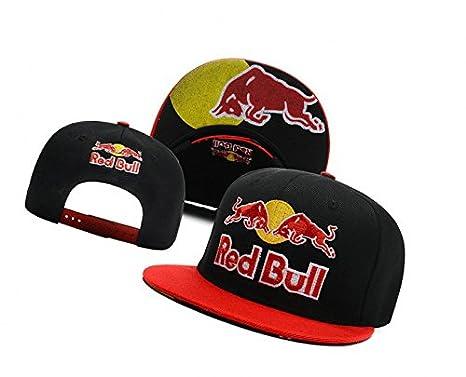 MUSE Red Bull Racing Flat Brimmed Tiene Brimmed Gorra de béisbol Flat Tiene: Amazon.es: Deportes y aire libre