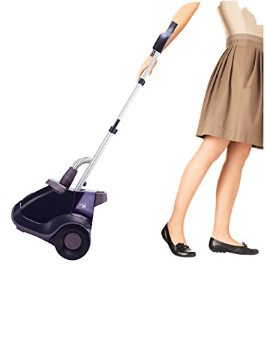 Rowenta IS6202 Partner of Fashion Size Steamer and Switch, 1500W, Purple