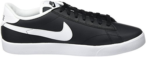 Mujer White Leather Para Negro Nike black '17 Racquette White Zapatillas 4wx16HqgpC