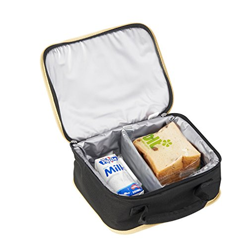Lunchboxes 10.5 x 4 x 8.5 Officially Licensed MLB Insulated Travel Sacked Lunchbox