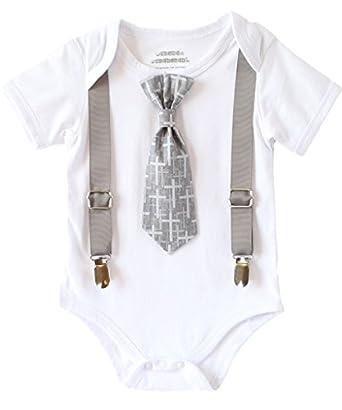 Baptism Clothes For Baby Boy Amazing Amazon Noah's Boytique Baby Boys Baptism Christening Suit