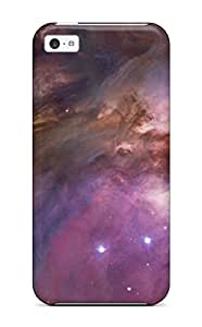 Julian B. Mathis's Shop Cheap Tpu Fashionable Design Nebula Rugged Case Cover For Iphone 5c New