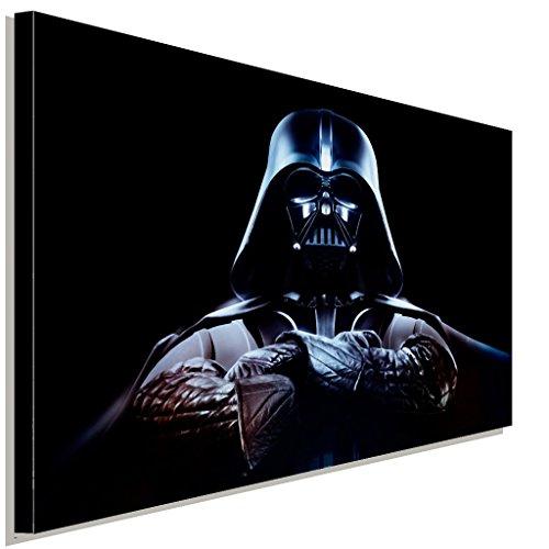 Star Wars Darth Vader Leinwandbild LaraArt Studio Wanddeko Wandbild 80 x 60 cm