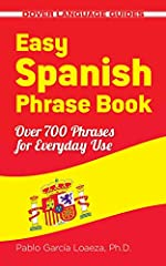 Designed as a quick reference tool and an easy-to-use study guide, this inexpensive and up-to-date book offers fast, effective communications. The perfect companion for tourists and business travelers in Spain and Latin America, it features w...