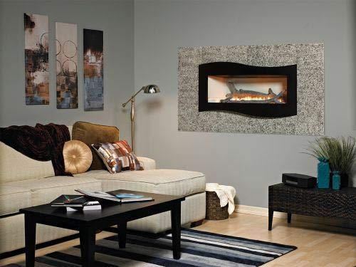 Empire Comfort Systems Boulevard MV Contemporary Linear Vent-Free 40k BTU Fireplace - NG