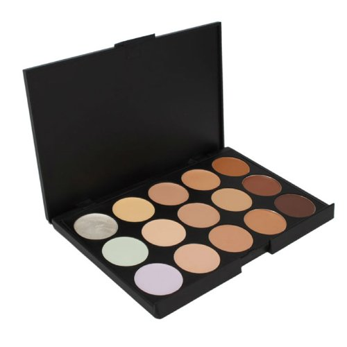 Kingmys 15 de maquillage de couleur camouflage / Correcteur palette neutre