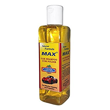 MAX Premium Car Care Kit (Pack of 6 Items - 200 ML Each and Foam 4 Pieces) 13