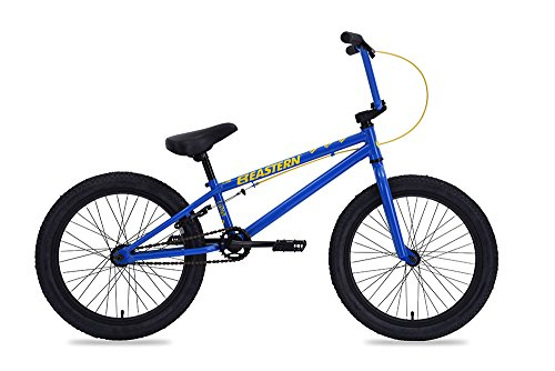 Eastern Bikes BMX Bike - Lowdown Blue, 20""