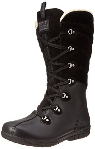 Helly Hansen W Skuld 4, Women's Warm lined snow boots long length, Black...
