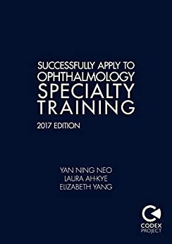 Successfully Apply to Ophthalmology Specialty Training