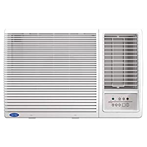 Carrier 1.5T Estrella NX 3 Star Window AC with Energy Saver Mode (2021 Model, White)