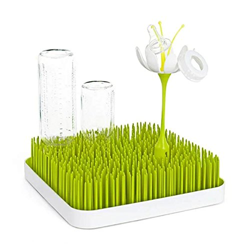 Baby Bottle Drying Rack Lawn Countertop Anti-Bacterial Dry R