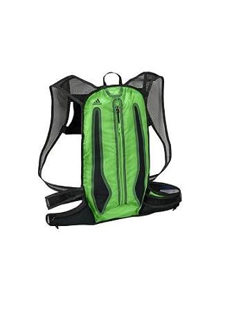d86b6a99d3c5 Adidas AdiZero Light Running Backpack - Bladder Hydration Compatible -  Green - V42590