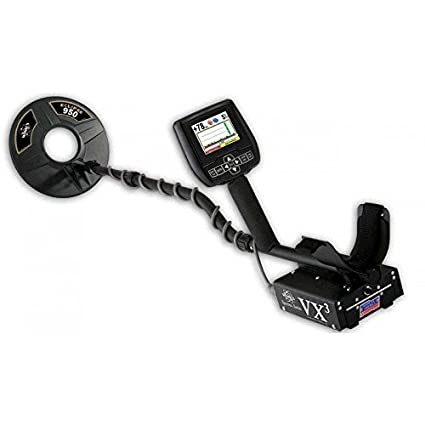 Image Unavailable. Image not available for. Color: Whites Spectra VX3 Metal Detector