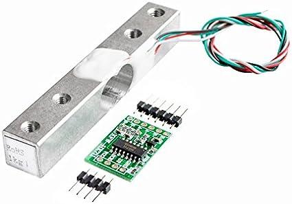Sensore di peso digitale a cella di carico 1 kg Bilancia da