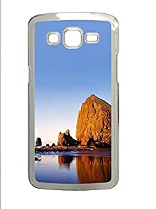 Samsung 2 7106 Case Landscapes Beach 4 PC Samsung 2 7106 Case Cover Transparent