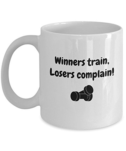 Bodybuilder Motivational Coffee Mug -