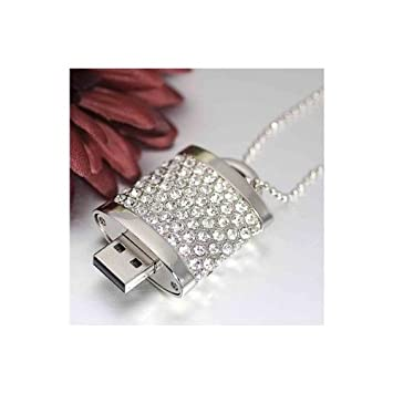 Amazon.com: High Quality 8gb Lock Jewelry USB Flash Memory Drive ...