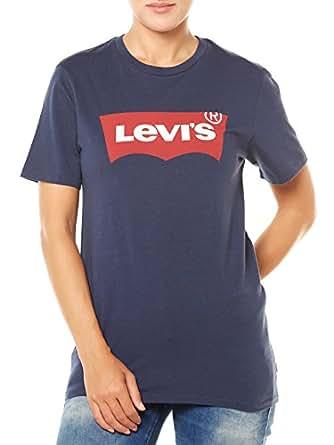 Levi's Graphic Set-In Neck, Camiseta para Hombre, Azul (C18977 Graphic H215-Hm Dress Blues Graphic H215-Hm 36.3 139), X-Small
