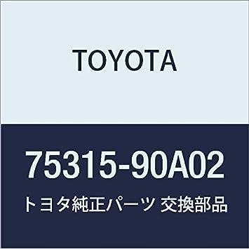 Land Cruiser Rear Quarter Emblem Genuine Toyota OEM FJ40 FJ43 FJ45 BJ40 BJ42