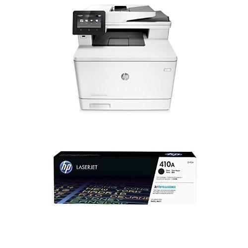 HP Laserjet Pro M477fdw Printer and
