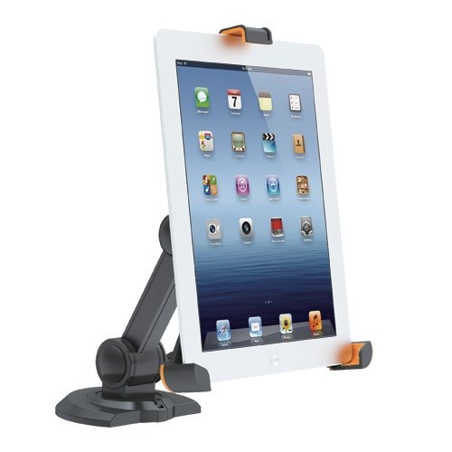 Impact Mounts Universal Tablet Wall Mount Bracket for Ipad 1/2/3/4/air Galaxy Under Counter