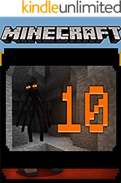Minecrafters 10 Secret Mobs - Creative Builder, minecraft building guide, minecraft building books, minecraft building houses, minecraft building Screen Guide Handbook