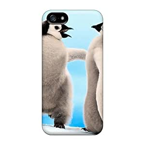 Shock-dirt Proof Arcticpenguins Cases Covers For Iphone 5C