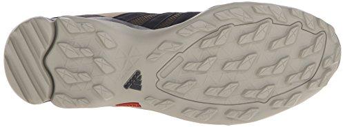 Adidas exterior Ax2 cartón / negro / marrón óxido zapatilla de deporte de 6 B (m) Grey Blend / Black / Umber