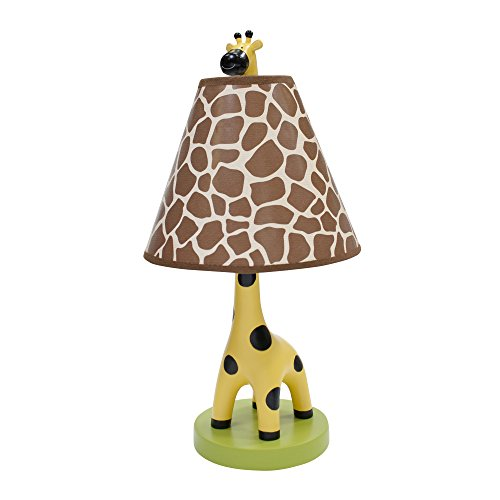 Lambs & Ivy Peek A Boo Jungle Lamp