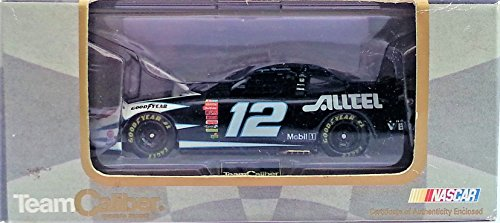 2002 NASCAR Team Caliber Owners Series Ryan Newman #12 Alltel 1/64 Diecast Limited Edition Adult Collectible . . . COA Enclosed Individual Serial (Owner Drivers)
