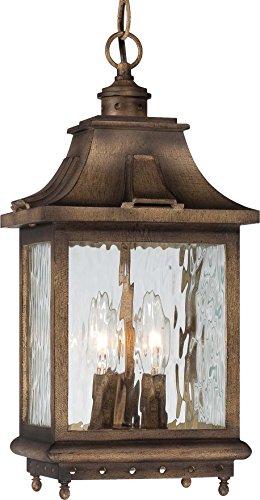 Ceiling Lighting 72114-149, Wilshire Park Aluminum Pendant, 225 Watts, Bronze ()