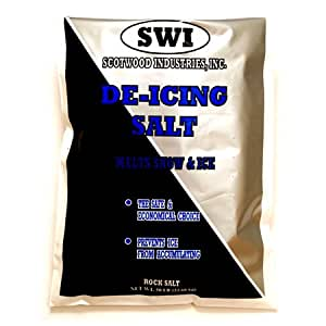 Scotwood Commercial De-Icing Salt 50lb Bag