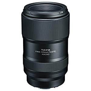 Tokina FIRIN 100mm F2.8 FE Macro Lens for Sony E Mount