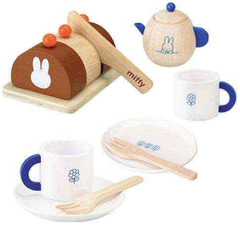 Miffy tea set heartwarming (japan import) - Buy Online in Kuwait
