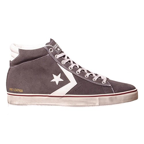 Basse Star Leather Converse White Storm Scarpe Wind da Mid PRO Adulto Distressed Unisex Vulc Lifestyle – Ginnastica AqnqzwEZ