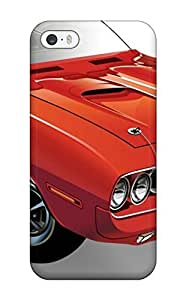Evelyn C. Wingfield's Shop Best Premium Muscle Car Heavy-duty Protection Case For Iphone 5/5s 9312309K29015713