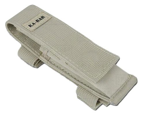 Ka-Bar Polyester Sheath for Mule Folders, Desert Tan