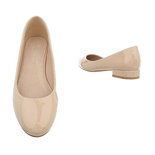 Mujer para Zapatos Bailarinas para Mujer Zapatos Tac Bailarinas Zqf7WXC7