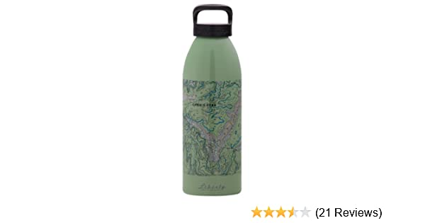 Made in USA Liberty Bottleworks Mike Aluminum Water Bottle