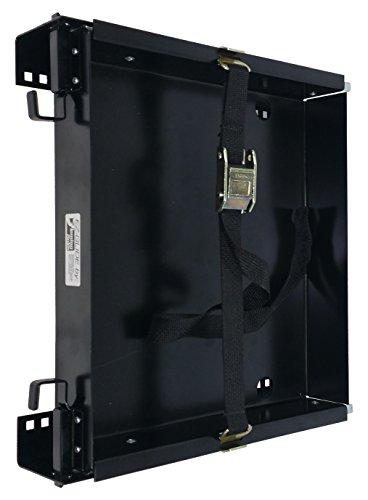 EZ-GLIDE BT2014250BK Black 20.75
